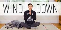 Wind Down Yoga - 12 Minute Bedtime Yoga